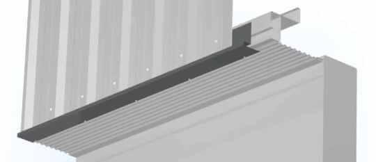 Flashings Roof Flashing Foot Mould 1