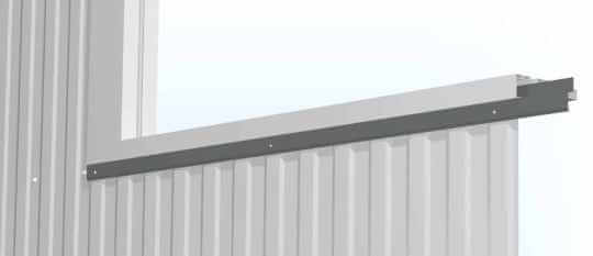 Flashings Roof Flashing Sill 1