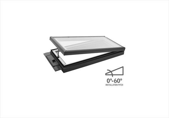 Velux Flatroof Skylight 01