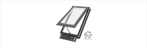Velux Roof Skylight 01